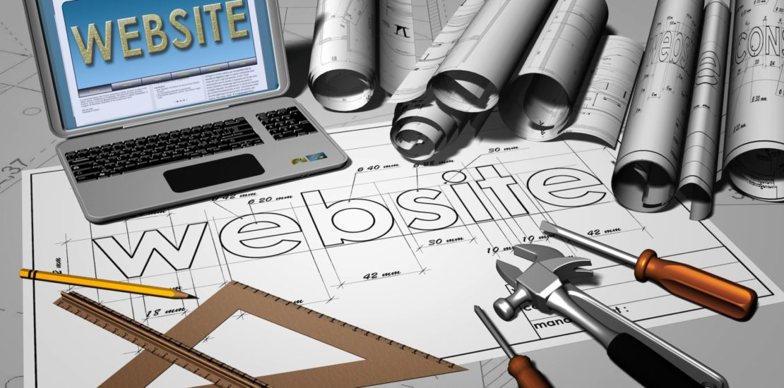 Discover the terms used for a home builder marketing website.