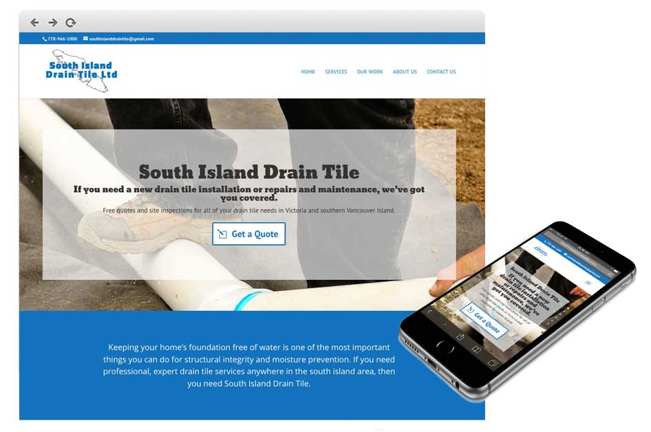 Website Design for Plumbing Companies
