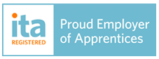 proud employer of apprentices